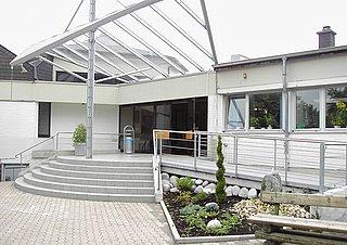 Entree Heinrich Lübke Haus