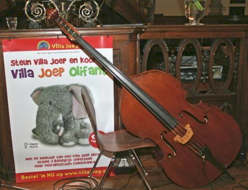 Toonkunst Plus Gouda zong mee met het benefietconcert t.b.v. Villa Joep.